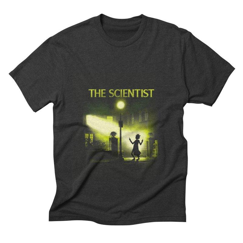 The Scientist Men's Triblend T-Shirt by dandingeroz's Artist Shop