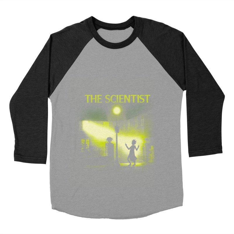 The Scientist Women's Baseball Triblend T-Shirt by dandingeroz's Artist Shop