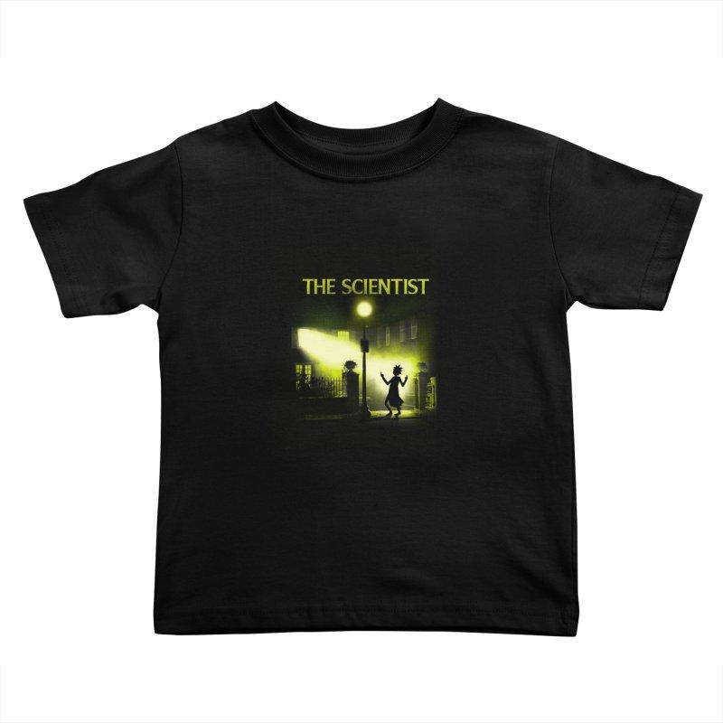 The Scientist Kids Toddler T-Shirt by dandingeroz's Artist Shop