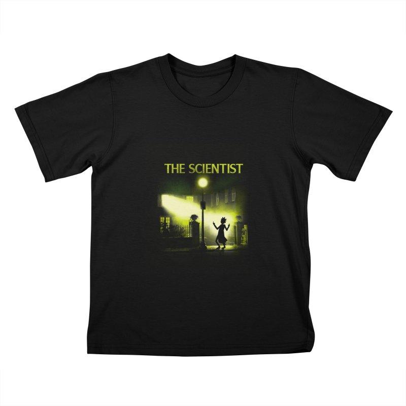 The Scientist Kids T-shirt by dandingeroz's Artist Shop