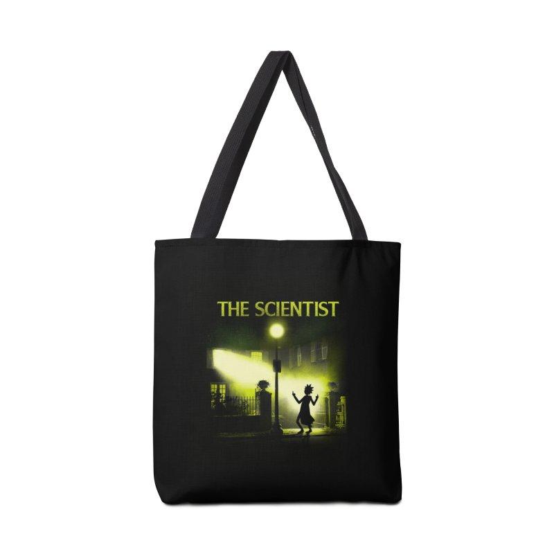 The Scientist Accessories Bag by dandingeroz's Artist Shop