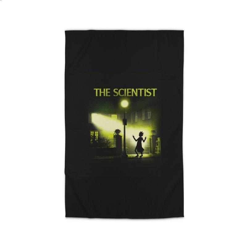 The Scientist Home Rug by dandingeroz's Artist Shop