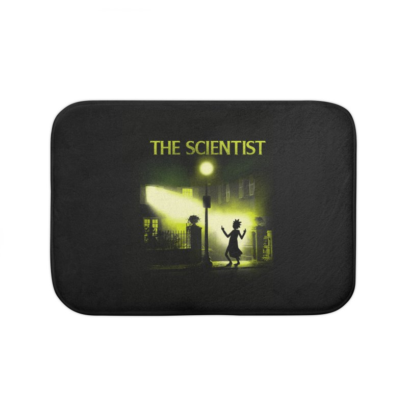 The Scientist Home Bath Mat by dandingeroz's Artist Shop