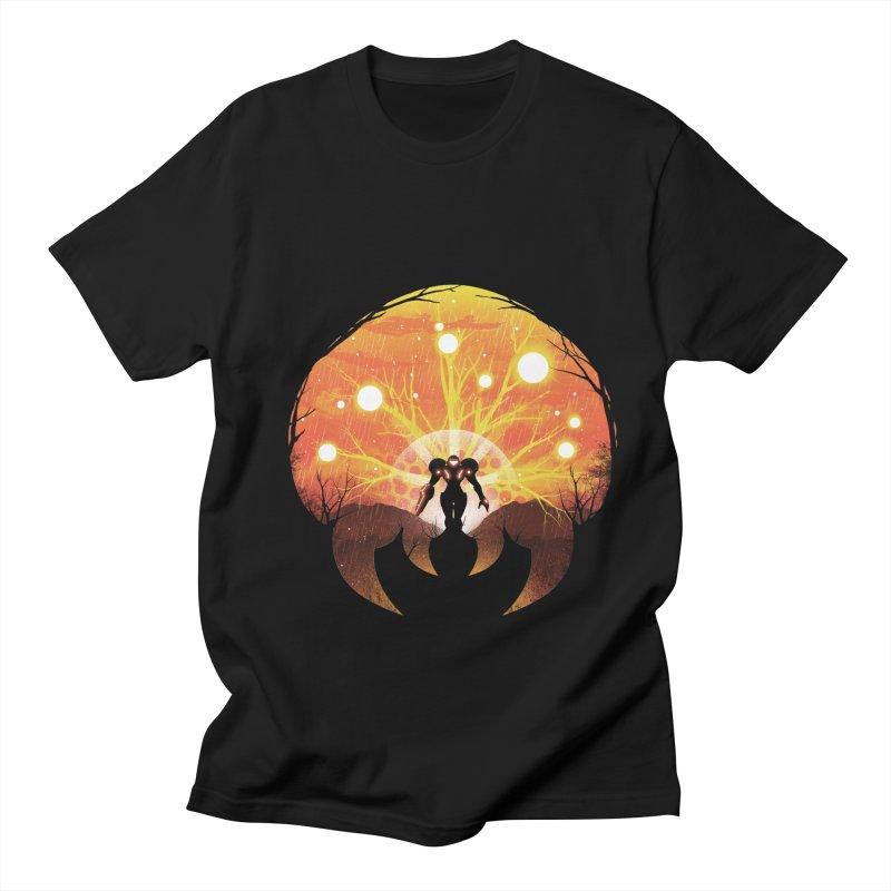 Super Metroid Men's T-Shirt by dandingeroz's Artist Shop