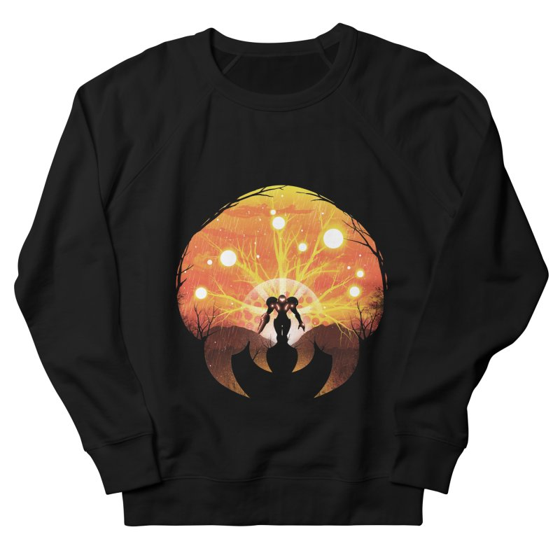Super Metroid Women's Sweatshirt by dandingeroz's Artist Shop