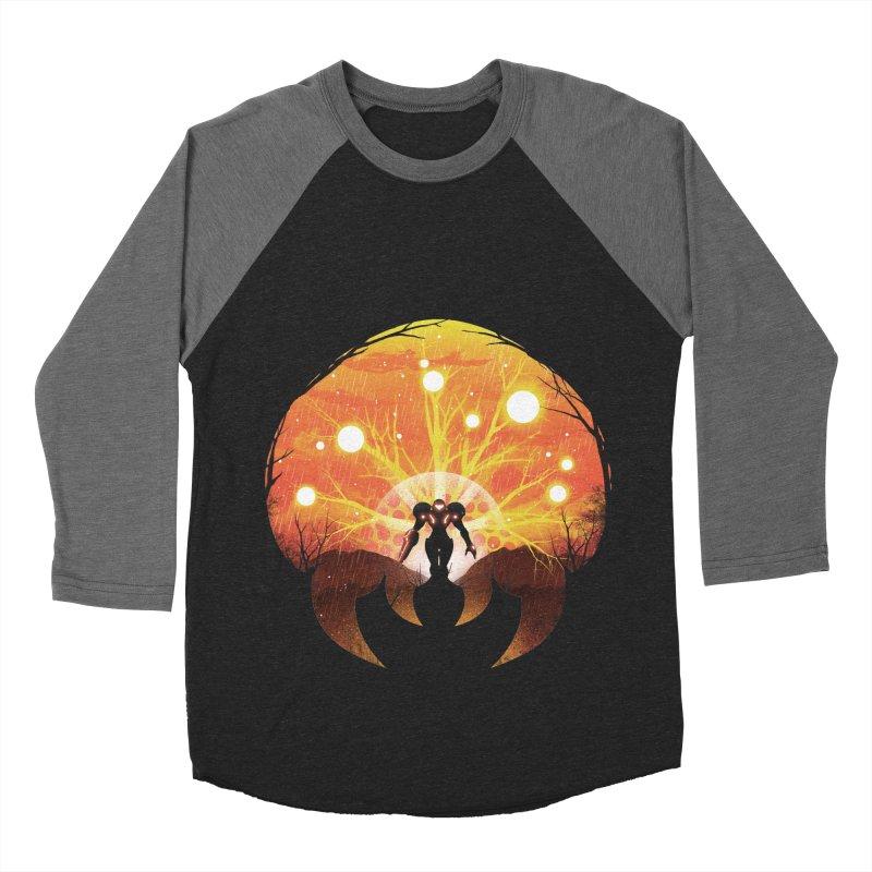 Super Metroid Women's Baseball Triblend T-Shirt by dandingeroz's Artist Shop