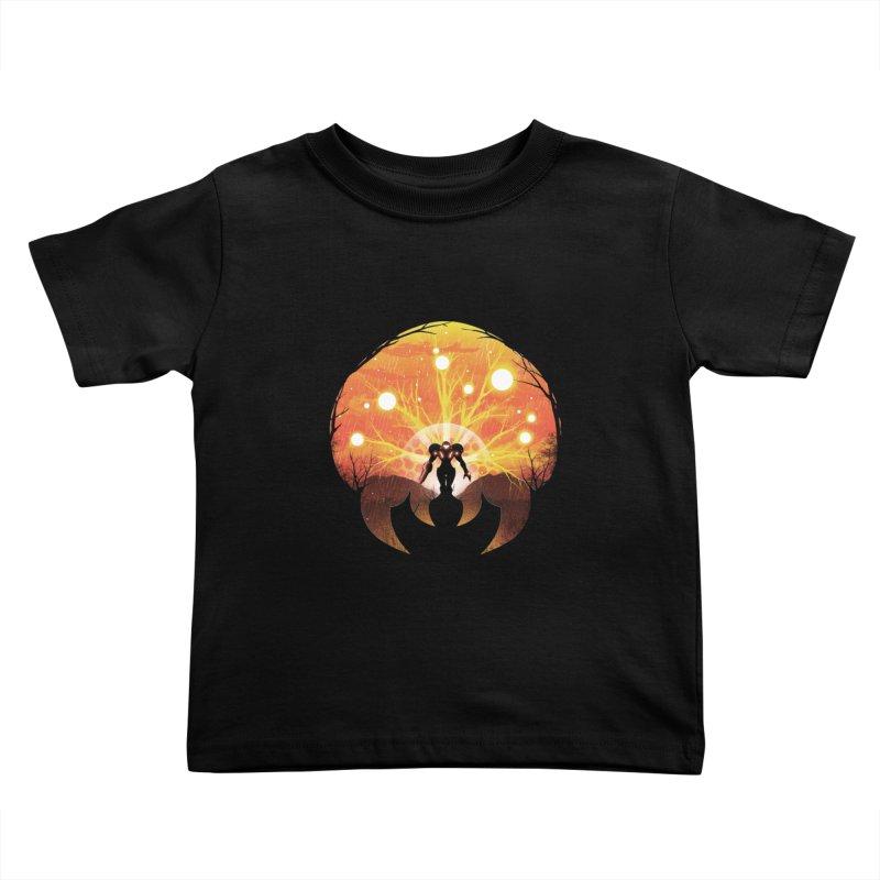 Super Metroid Kids Toddler T-Shirt by dandingeroz's Artist Shop
