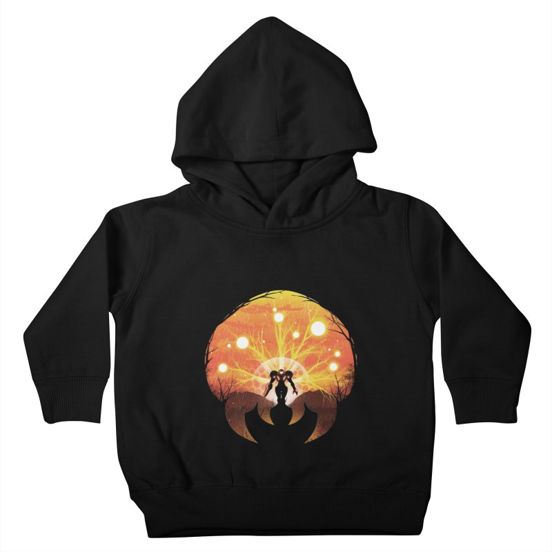 Super Metroid Kids Toddler Pullover Hoody by dandingeroz's Artist Shop