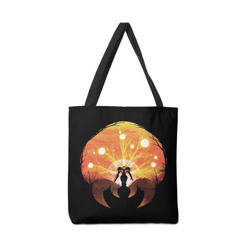 Super Metroid Accessories Bag by dandingeroz's Artist Shop