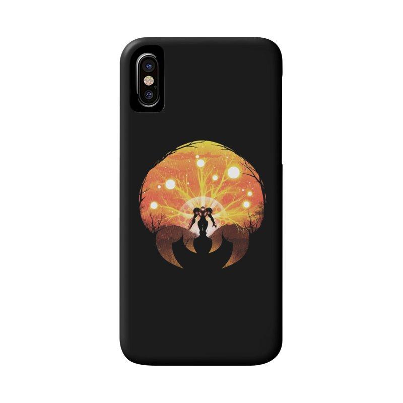Super Metroid Accessories Phone Case by dandingeroz's Artist Shop