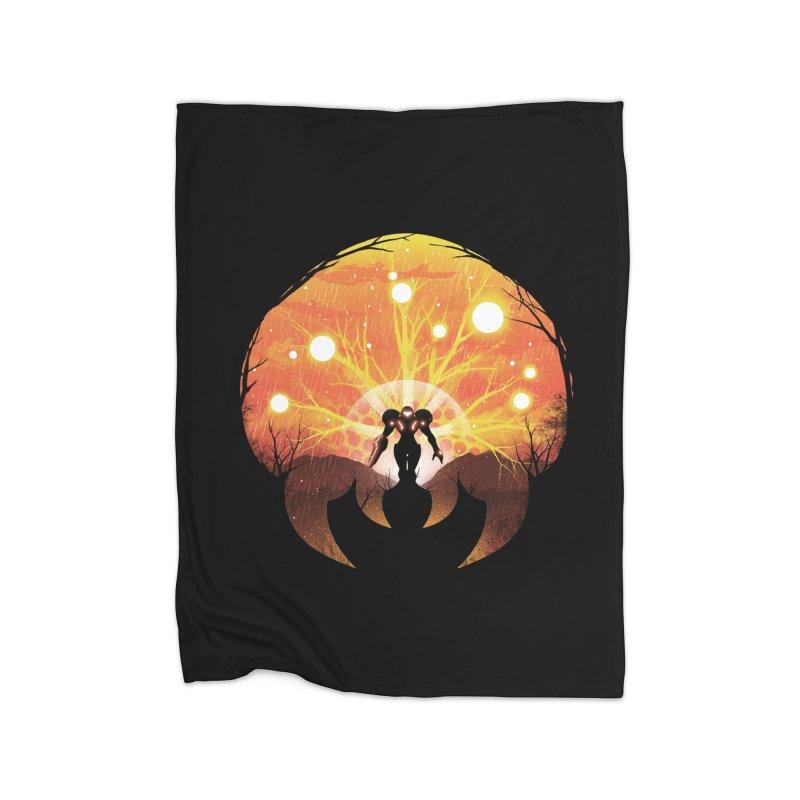 Super Metroid Home Blanket by dandingeroz's Artist Shop