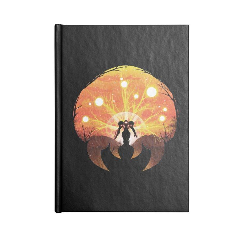 Super Metroid Accessories Notebook by dandingeroz's Artist Shop