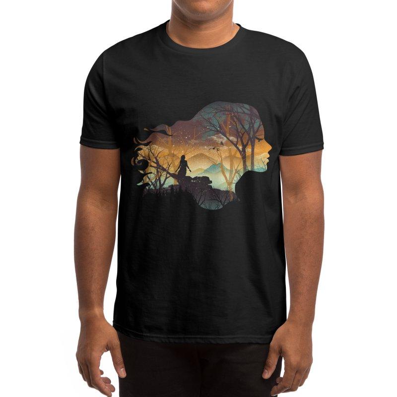 Human Nature Men's T-Shirt by dandingeroz's Artist Shop
