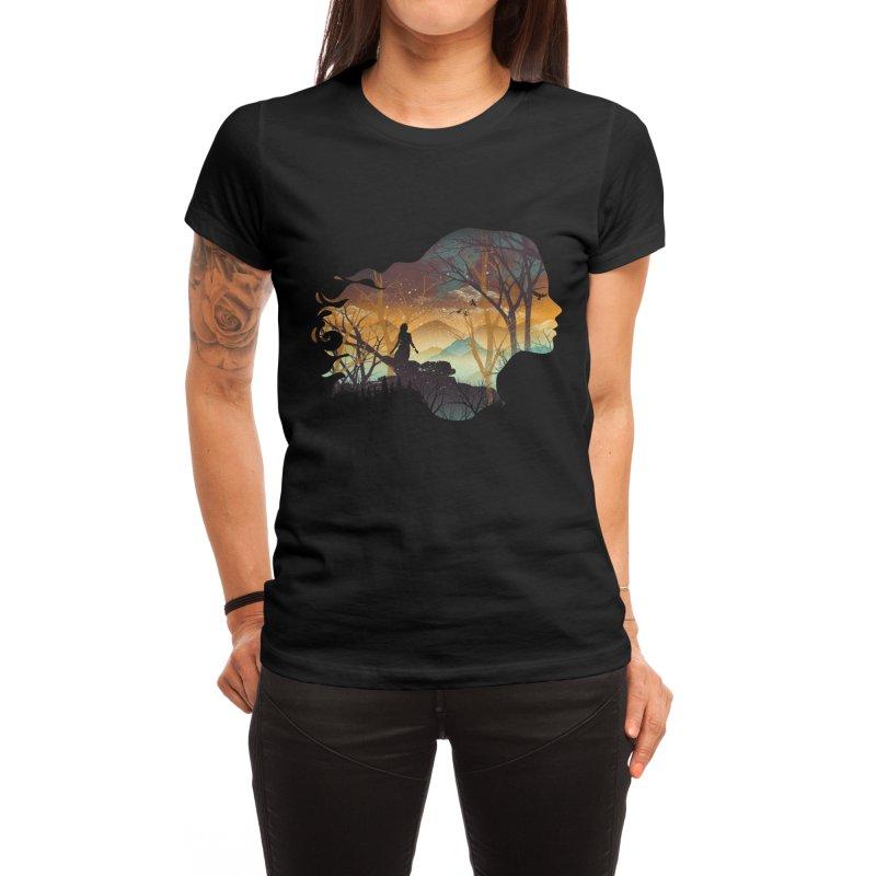Human Nature Women's T-Shirt by dandingeroz's Artist Shop