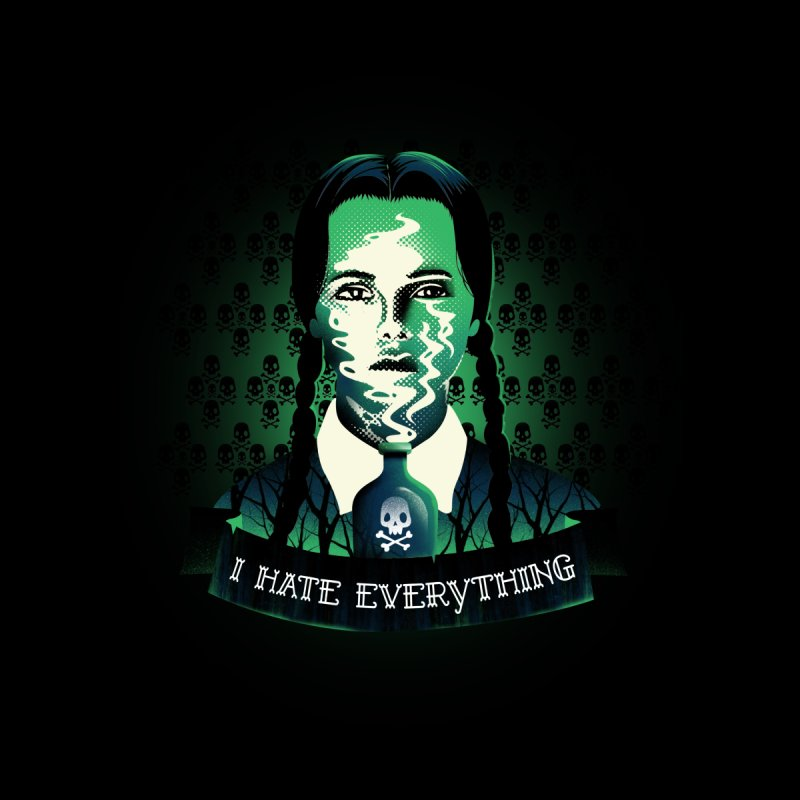 I hate everything by dandingeroz's Artist Shop