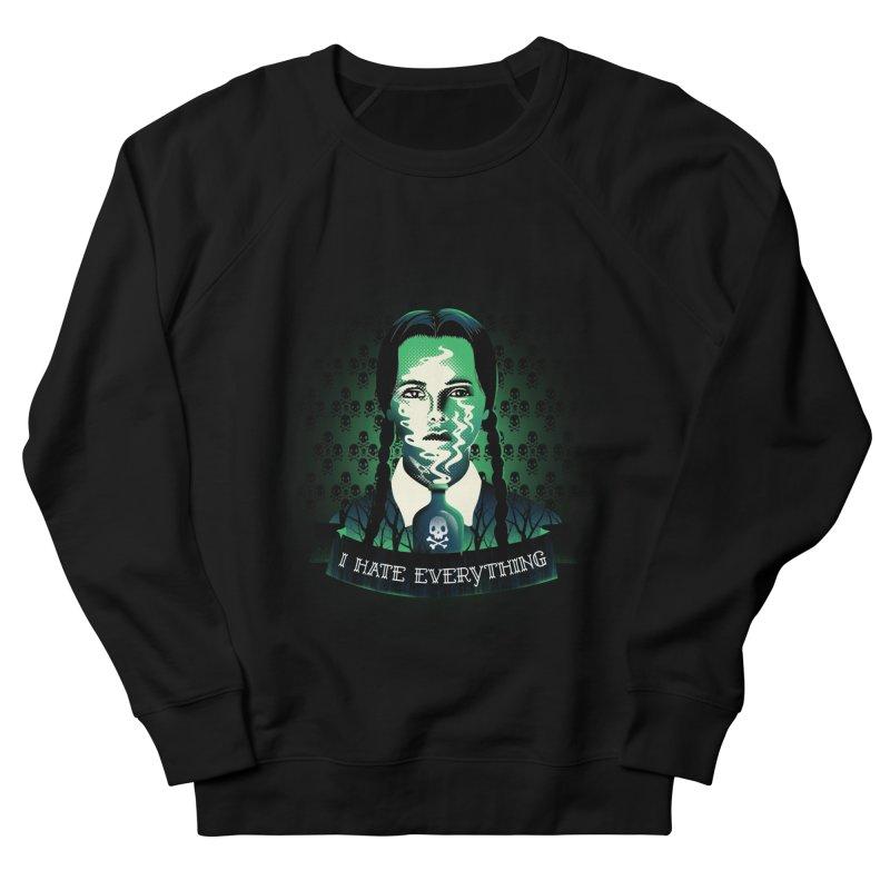 I hate everything Women's Sweatshirt by dandingeroz's Artist Shop