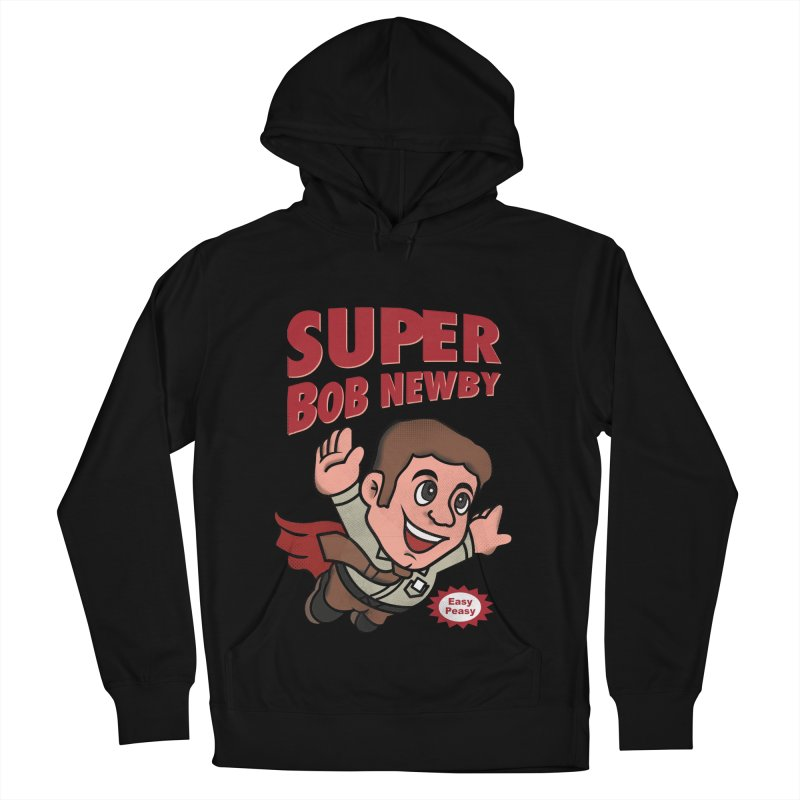 Super Bob Men's Pullover Hoody by dandingeroz's Artist Shop