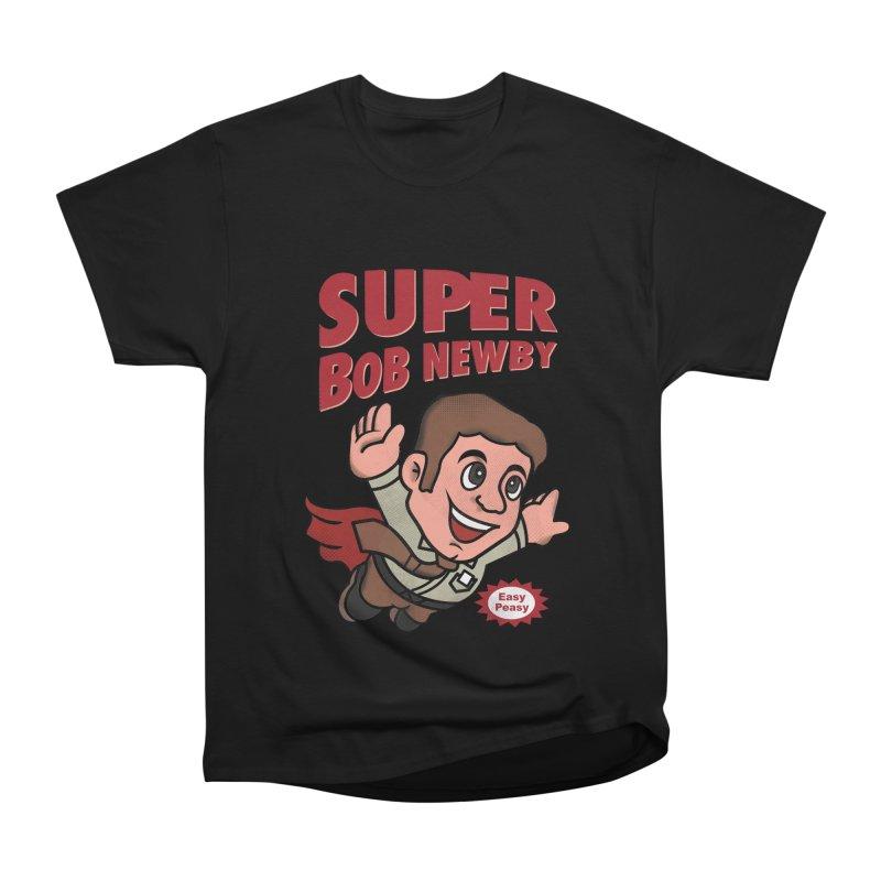 Super Bob Women's Classic Unisex T-Shirt by dandingeroz's Artist Shop