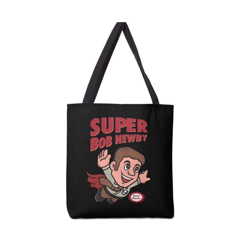 Super Bob Accessories Bag by dandingeroz's Artist Shop