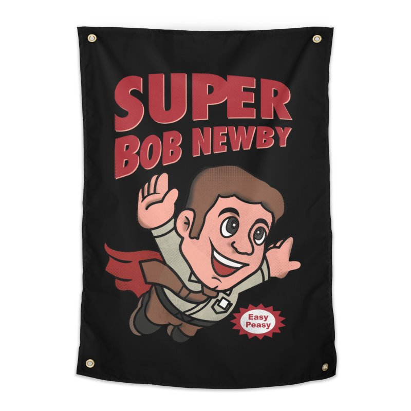 Super Bob Home Tapestry by dandingeroz's Artist Shop