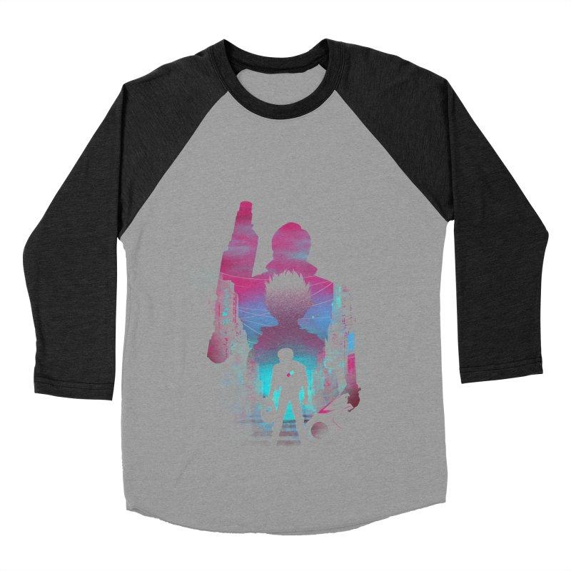 Neo Tokyo Women's Baseball Triblend T-Shirt by dandingeroz's Artist Shop