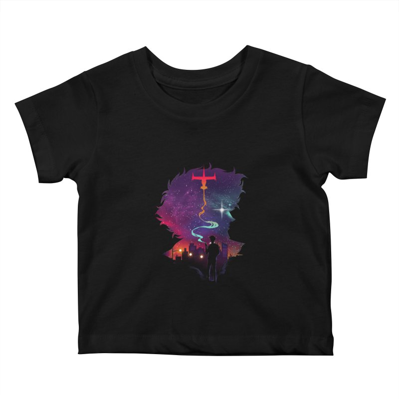 See you in Space Kids Baby T-Shirt by dandingeroz's Artist Shop