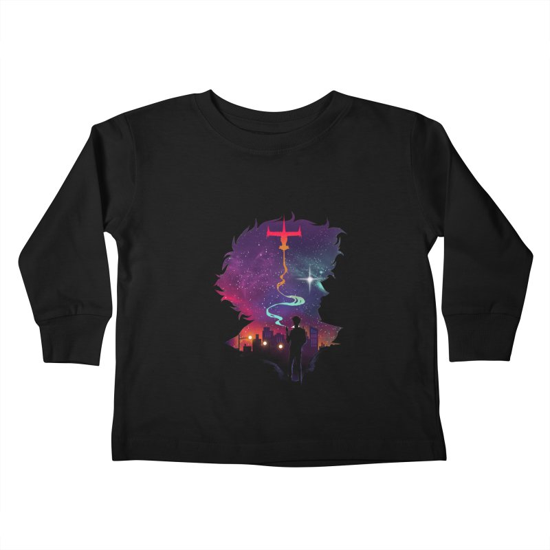 See you in Space Kids Toddler Longsleeve T-Shirt by dandingeroz's Artist Shop