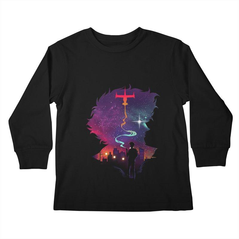 See you in Space Kids Longsleeve T-Shirt by dandingeroz's Artist Shop