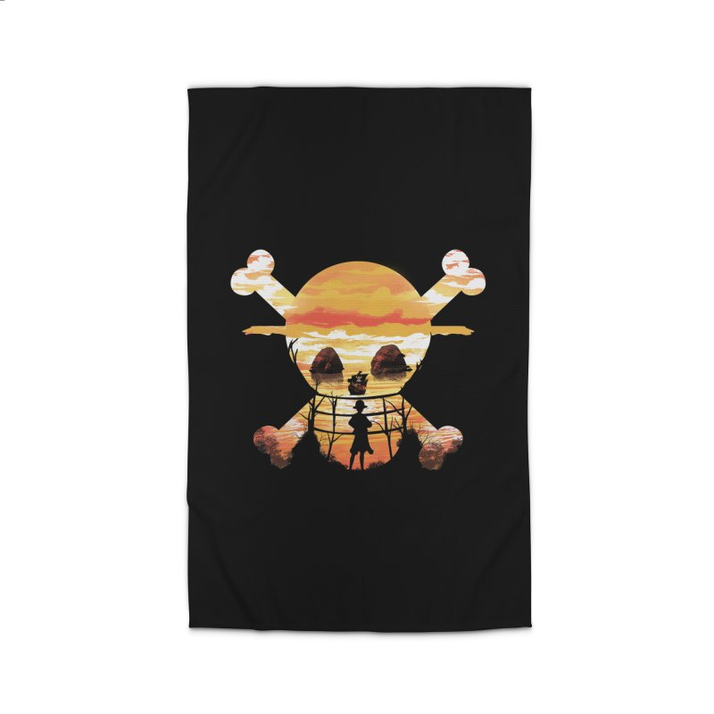Straw Hat Crew Home Rug by dandingeroz's Artist Shop