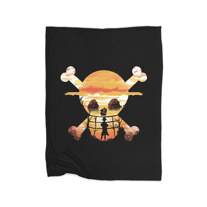 Straw Hat Crew Home Blanket by dandingeroz's Artist Shop