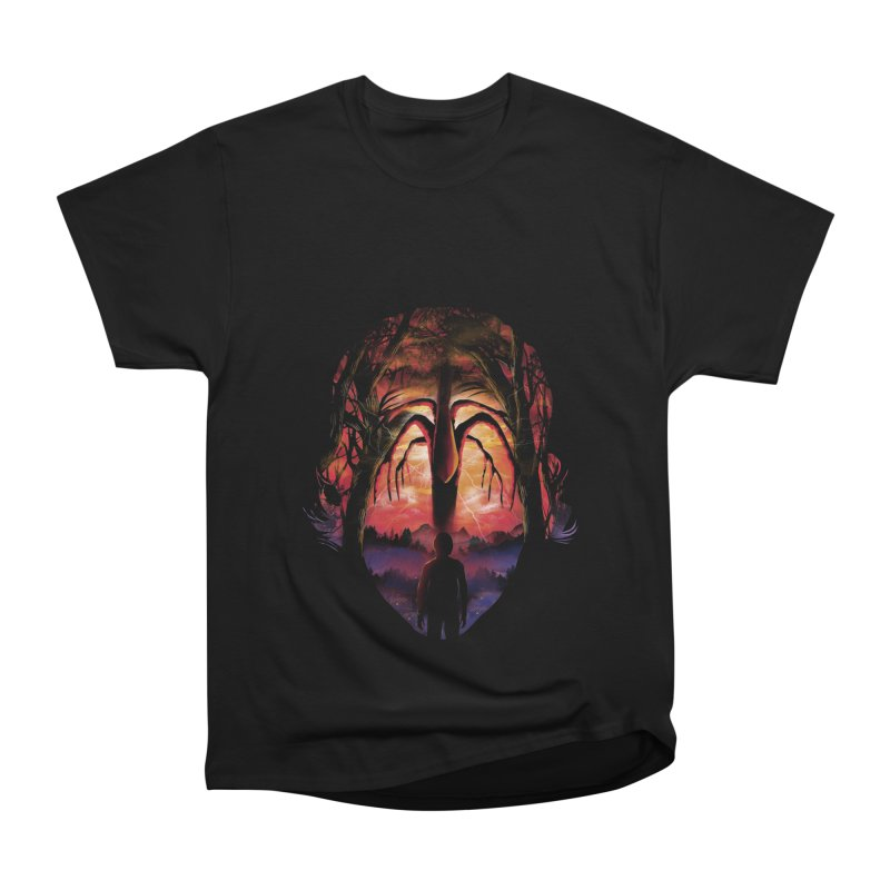 Shadow Monster Men's Classic T-Shirt by dandingeroz's Artist Shop