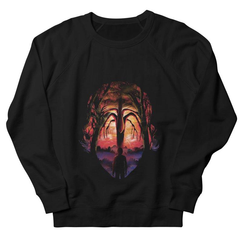 Shadow Monster Men's Sweatshirt by dandingeroz's Artist Shop