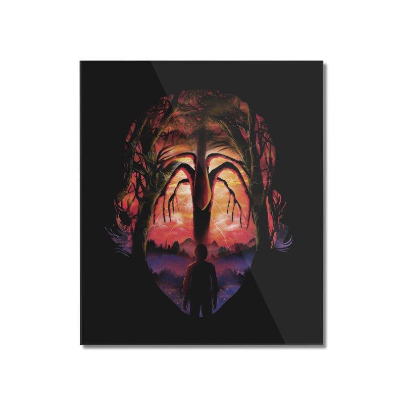 Shadow Monster Home Mounted Acrylic Print by dandingeroz's Artist Shop