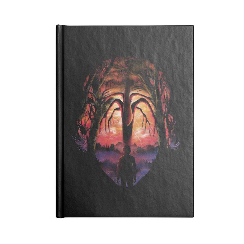 Shadow Monster Accessories Notebook by dandingeroz's Artist Shop