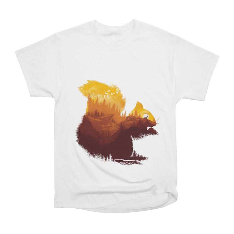 Be a little wild Women's Heavyweight Unisex T-Shirt by dandingeroz's Artist Shop
