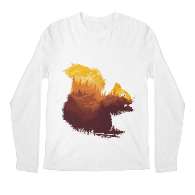 Be a little wild Men's Longsleeve T-Shirt by dandingeroz's Artist Shop