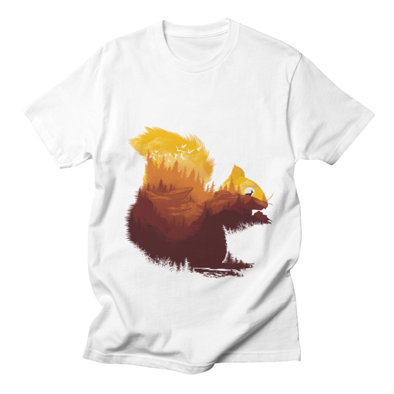 Be a little wild Men's Regular T-Shirt by dandingeroz's Artist Shop
