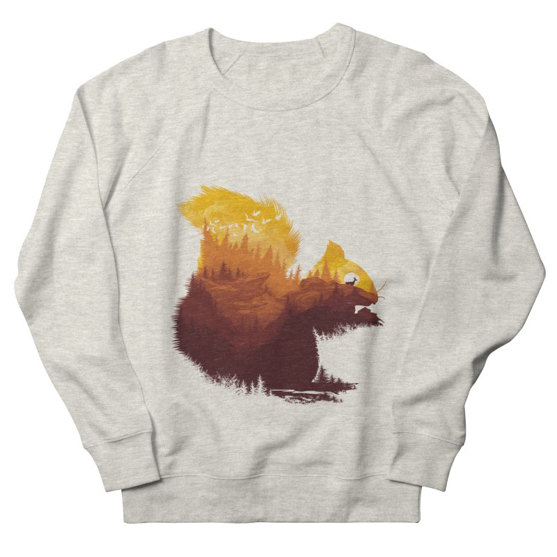 Be a little wild Men's Sweatshirt by dandingeroz's Artist Shop