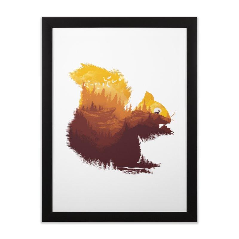 Be a little wild Home Framed Fine Art Print by dandingeroz's Artist Shop