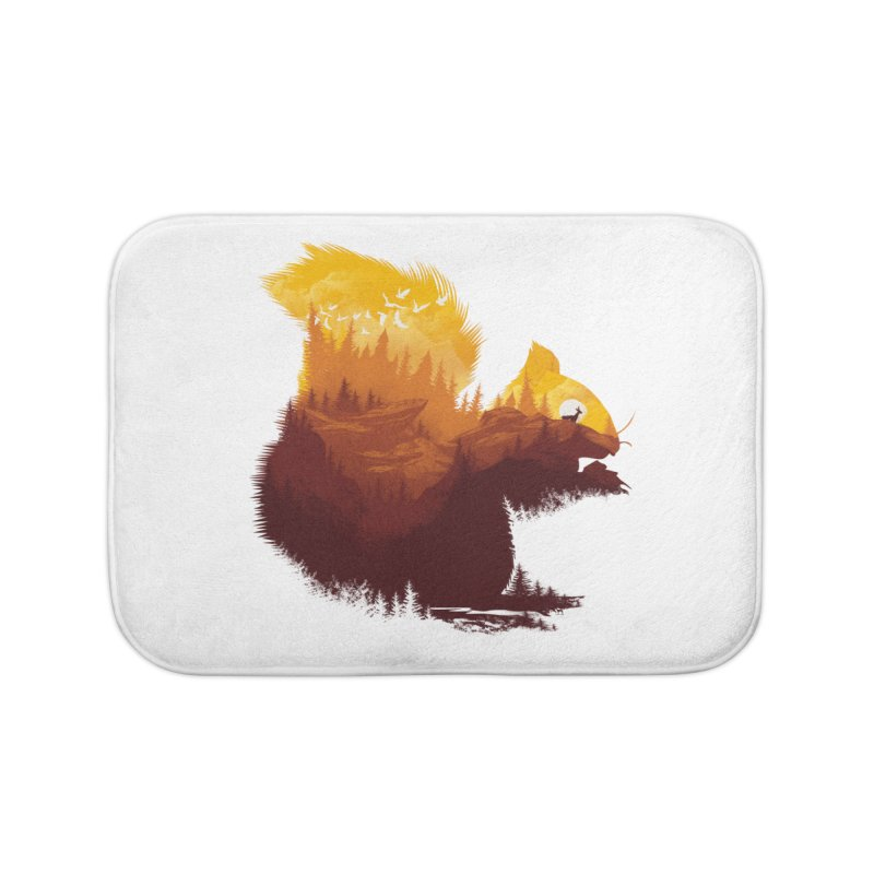 Be a little wild Home Bath Mat by dandingeroz's Artist Shop