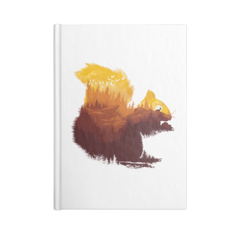 Be a little wild Accessories Notebook by dandingeroz's Artist Shop