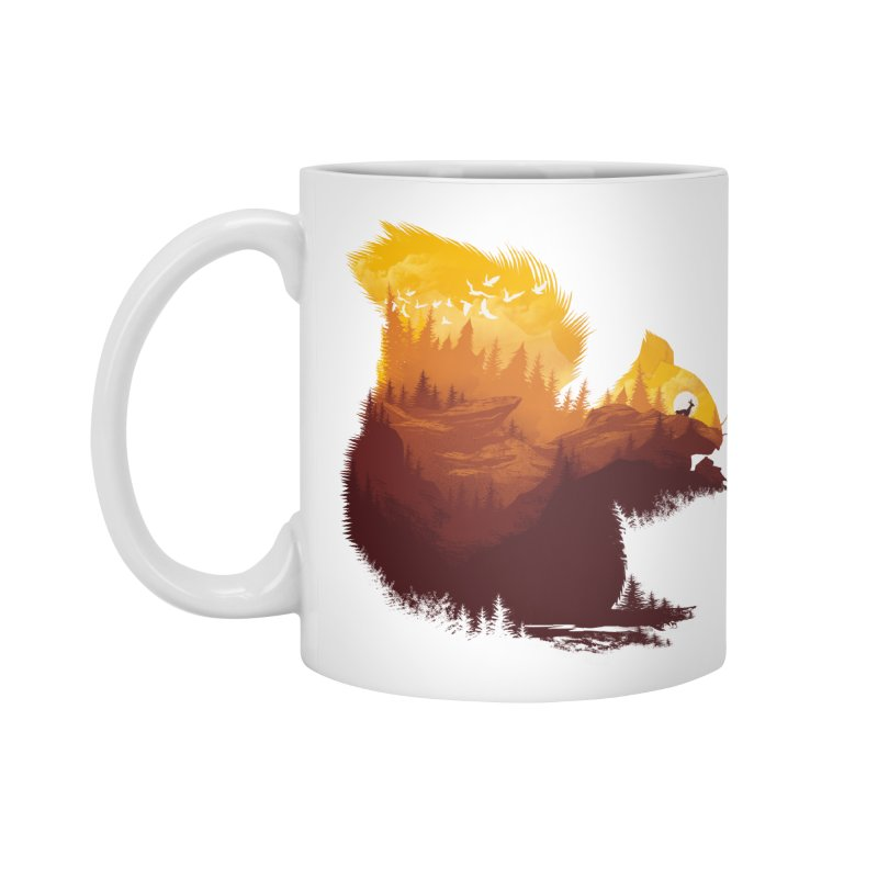 Be a little wild Accessories Mug by dandingeroz's Artist Shop