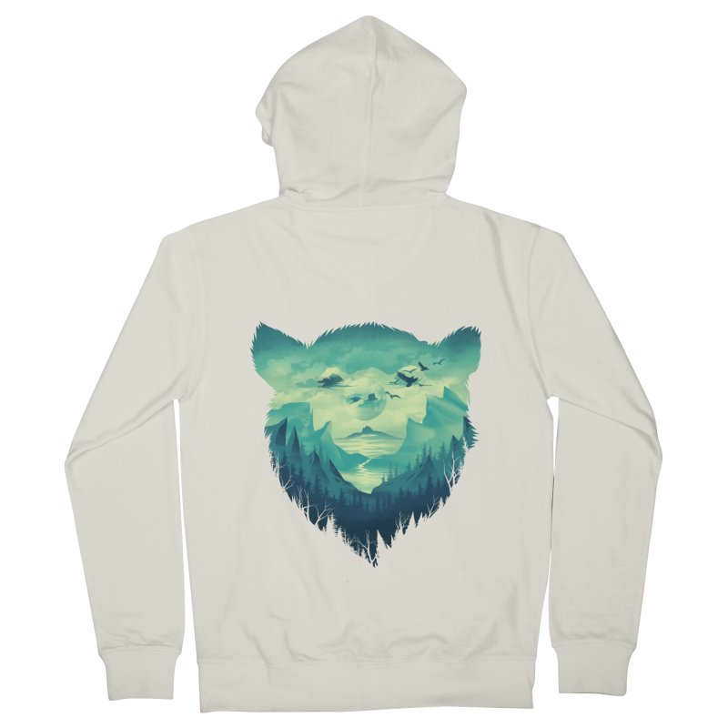 As cool as you Men's Zip-Up Hoody by dandingeroz's Artist Shop