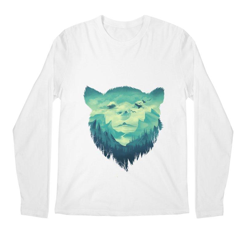 As cool as you Men's Longsleeve T-Shirt by dandingeroz's Artist Shop