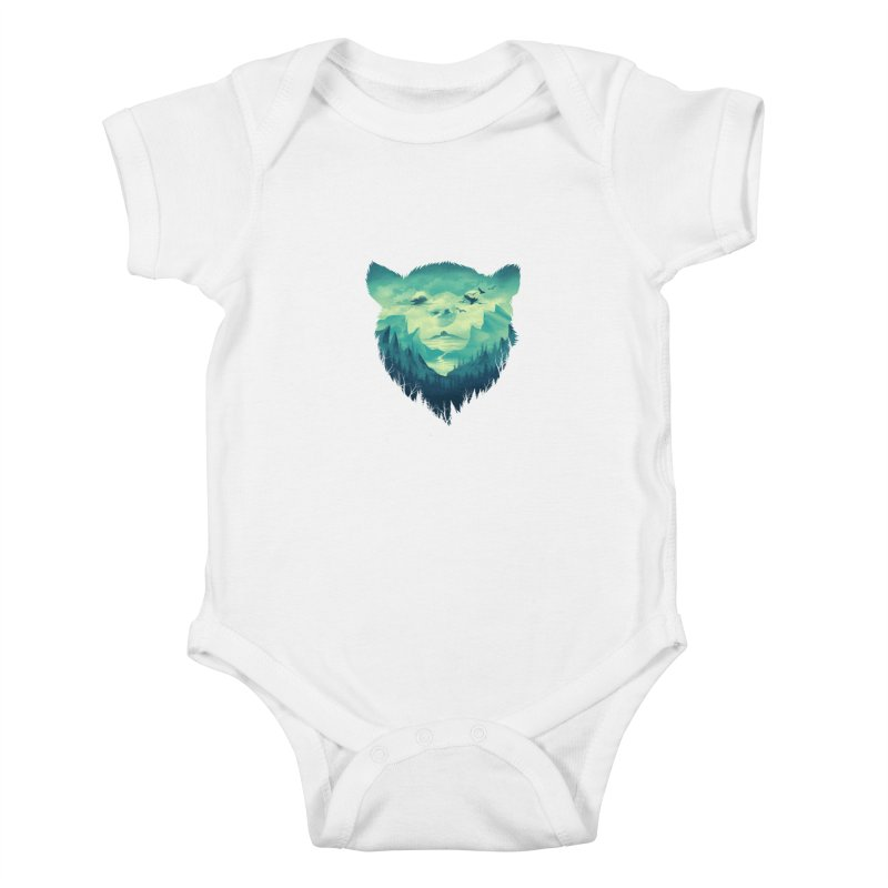 As cool as you Kids Baby Bodysuit by dandingeroz's Artist Shop