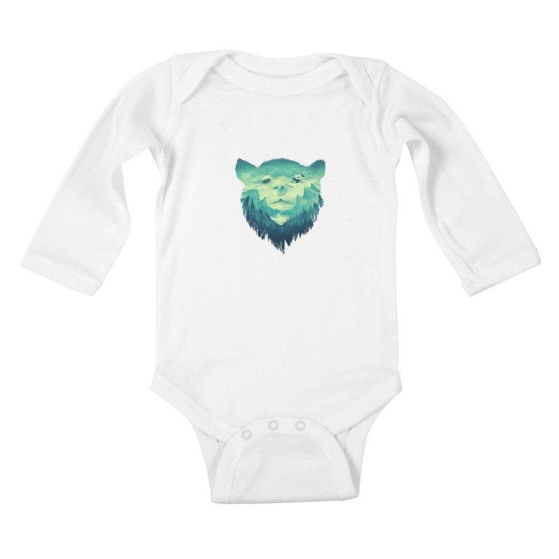 As cool as you Kids Baby Longsleeve Bodysuit by dandingeroz's Artist Shop