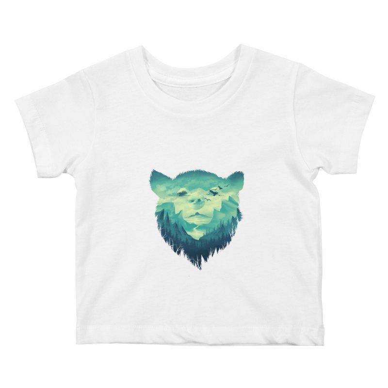 As cool as you Kids Baby T-Shirt by dandingeroz's Artist Shop