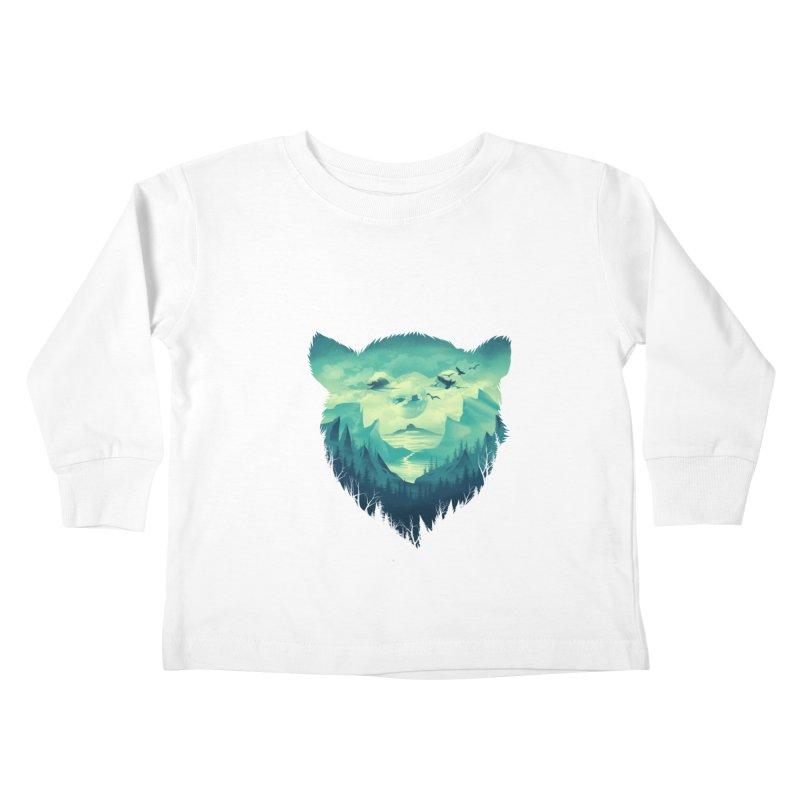 As cool as you Kids Toddler Longsleeve T-Shirt by dandingeroz's Artist Shop