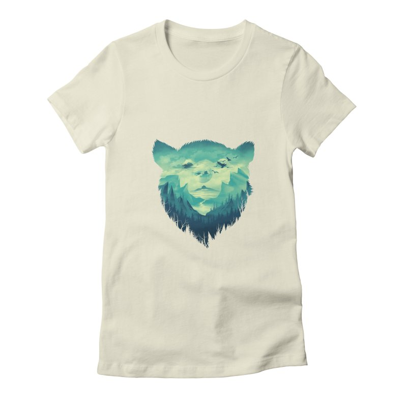 As cool as you Women's Fitted T-Shirt by dandingeroz's Artist Shop