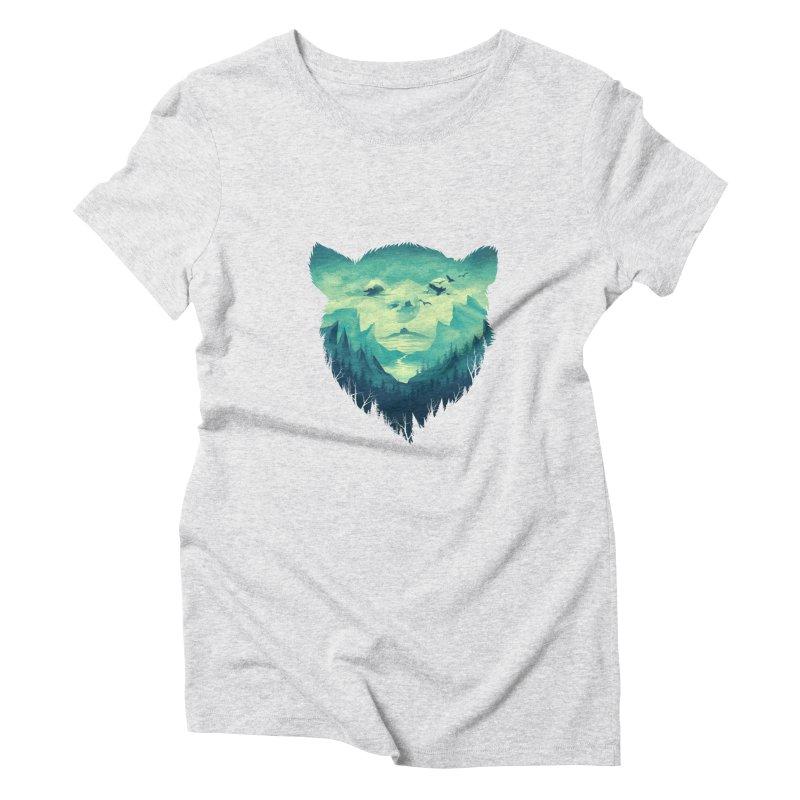 As cool as you Women's Triblend T-Shirt by dandingeroz's Artist Shop
